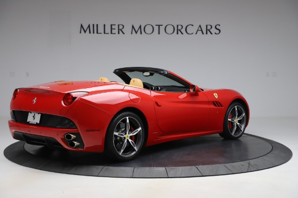 Used 2014 Ferrari California 30 for sale $127,900 at Bugatti of Greenwich in Greenwich CT 06830 8
