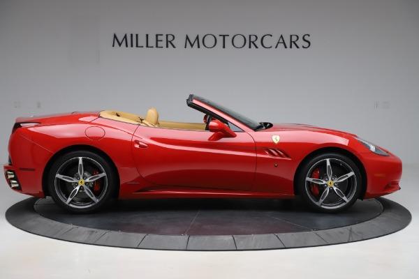 Used 2014 Ferrari California 30 for sale $127,900 at Bugatti of Greenwich in Greenwich CT 06830 9