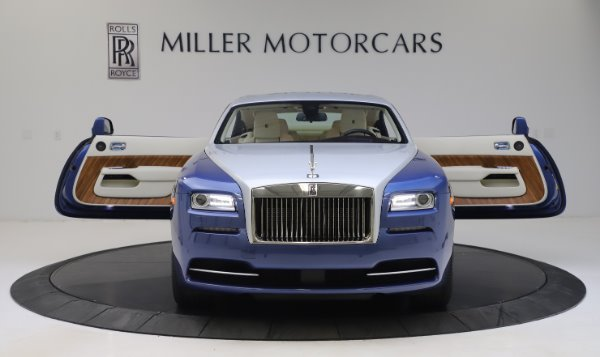 Used 2015 Rolls-Royce Wraith for sale $169,900 at Bugatti of Greenwich in Greenwich CT 06830 10
