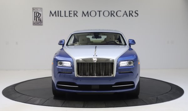 Used 2015 Rolls-Royce Wraith for sale $169,900 at Bugatti of Greenwich in Greenwich CT 06830 2