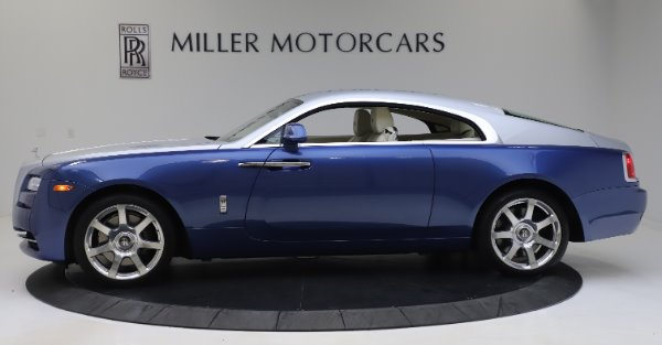 Used 2015 Rolls-Royce Wraith for sale $169,900 at Bugatti of Greenwich in Greenwich CT 06830 3
