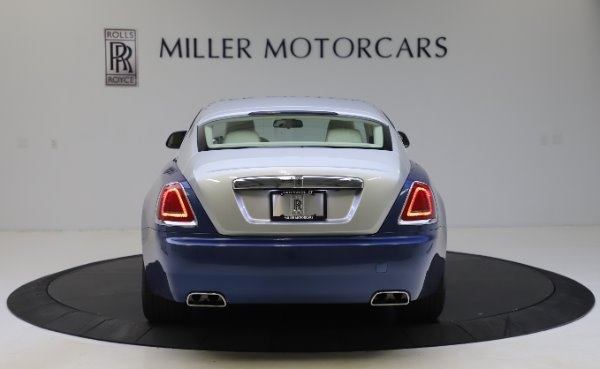 Used 2015 Rolls-Royce Wraith for sale $169,900 at Bugatti of Greenwich in Greenwich CT 06830 5