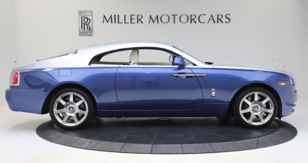 Used 2015 Rolls-Royce Wraith for sale $169,900 at Bugatti of Greenwich in Greenwich CT 06830 7