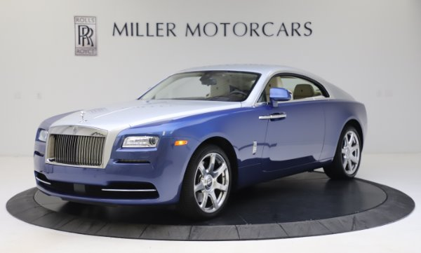 Used 2015 Rolls-Royce Wraith for sale $169,900 at Bugatti of Greenwich in Greenwich CT 06830 1