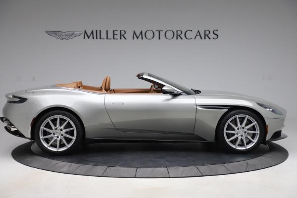 Used 2020 Aston Martin DB11 Volante Convertible for sale $239,900 at Bugatti of Greenwich in Greenwich CT 06830 10