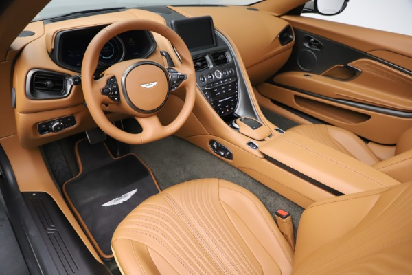 Used 2020 Aston Martin DB11 Volante Convertible for sale $239,900 at Bugatti of Greenwich in Greenwich CT 06830 13