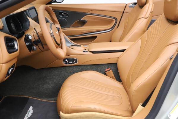 Used 2020 Aston Martin DB11 Volante Convertible for sale Sold at Bugatti of Greenwich in Greenwich CT 06830 14