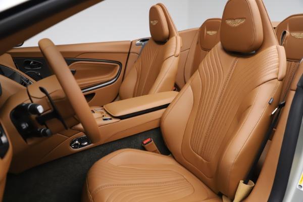 Used 2020 Aston Martin DB11 Volante Convertible for sale $239,900 at Bugatti of Greenwich in Greenwich CT 06830 15