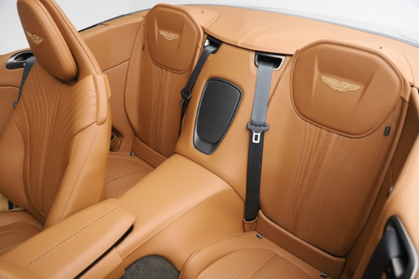 Used 2020 Aston Martin DB11 Volante Convertible for sale $239,900 at Bugatti of Greenwich in Greenwich CT 06830 16