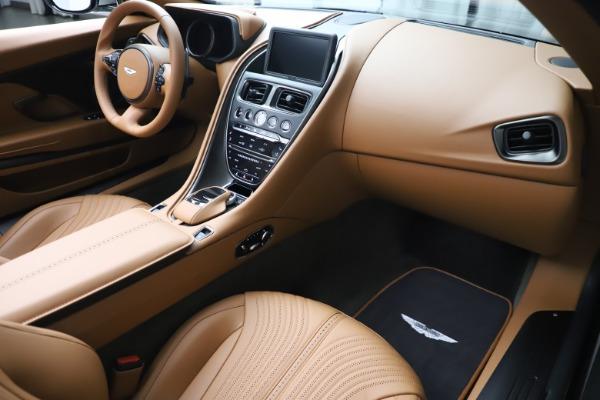 Used 2020 Aston Martin DB11 Volante Convertible for sale $239,900 at Bugatti of Greenwich in Greenwich CT 06830 19