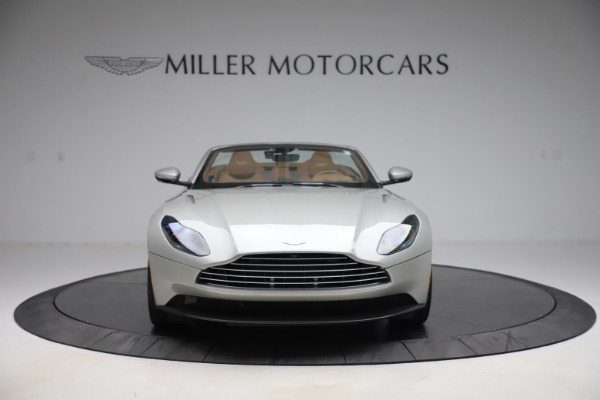 Used 2020 Aston Martin DB11 Volante Convertible for sale Sold at Bugatti of Greenwich in Greenwich CT 06830 2