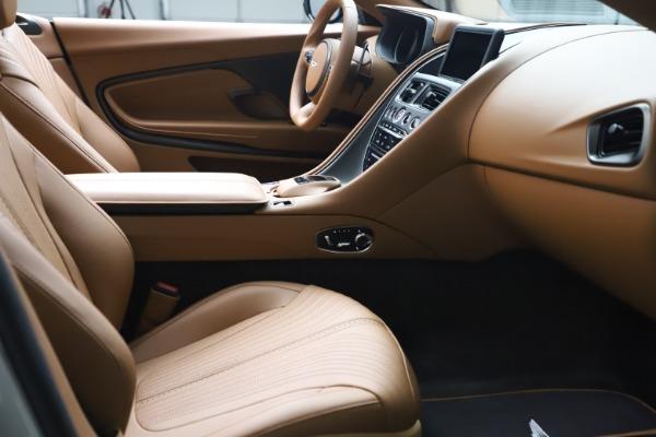 Used 2020 Aston Martin DB11 Volante Convertible for sale Sold at Bugatti of Greenwich in Greenwich CT 06830 20