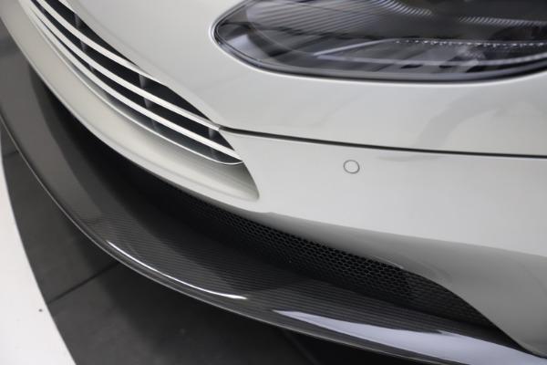 Used 2020 Aston Martin DB11 Volante Convertible for sale $239,900 at Bugatti of Greenwich in Greenwich CT 06830 23