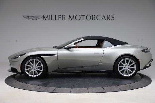 Used 2020 Aston Martin DB11 Volante Convertible for sale $239,900 at Bugatti of Greenwich in Greenwich CT 06830 25