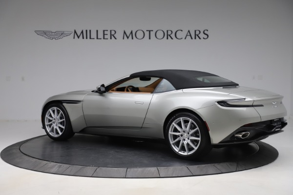 Used 2020 Aston Martin DB11 Volante Convertible for sale $239,900 at Bugatti of Greenwich in Greenwich CT 06830 26