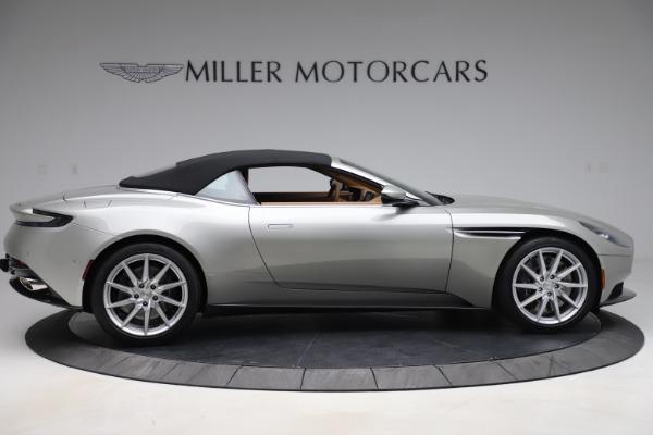 Used 2020 Aston Martin DB11 Volante Convertible for sale Sold at Bugatti of Greenwich in Greenwich CT 06830 28