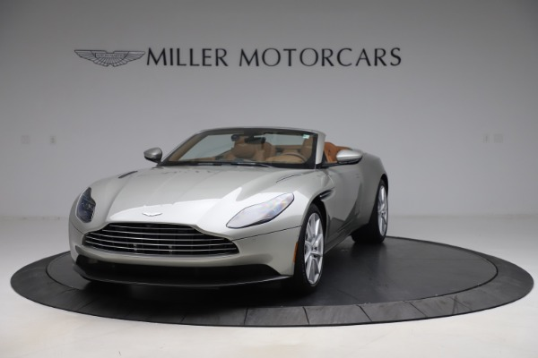Used 2020 Aston Martin DB11 Volante Convertible for sale Sold at Bugatti of Greenwich in Greenwich CT 06830 3