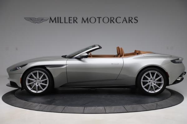 Used 2020 Aston Martin DB11 Volante Convertible for sale $239,900 at Bugatti of Greenwich in Greenwich CT 06830 4