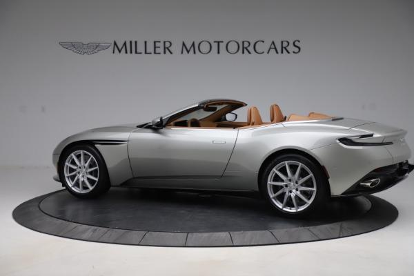 Used 2020 Aston Martin DB11 Volante Convertible for sale $239,900 at Bugatti of Greenwich in Greenwich CT 06830 5
