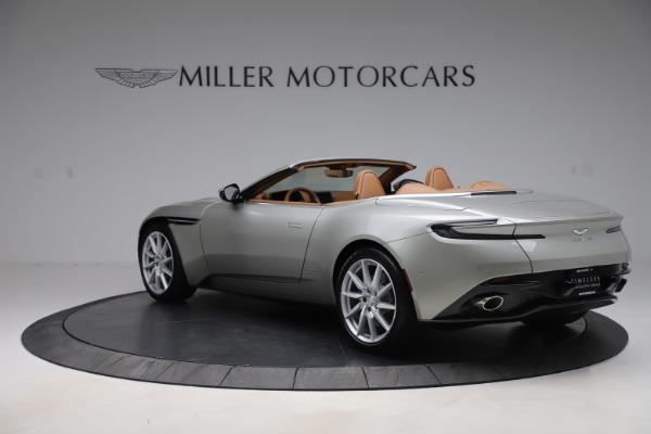 Used 2020 Aston Martin DB11 Volante Convertible for sale $239,900 at Bugatti of Greenwich in Greenwich CT 06830 6