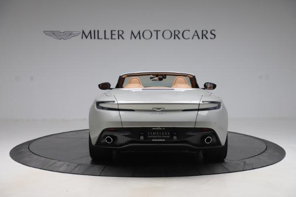 Used 2020 Aston Martin DB11 Volante Convertible for sale $239,900 at Bugatti of Greenwich in Greenwich CT 06830 7