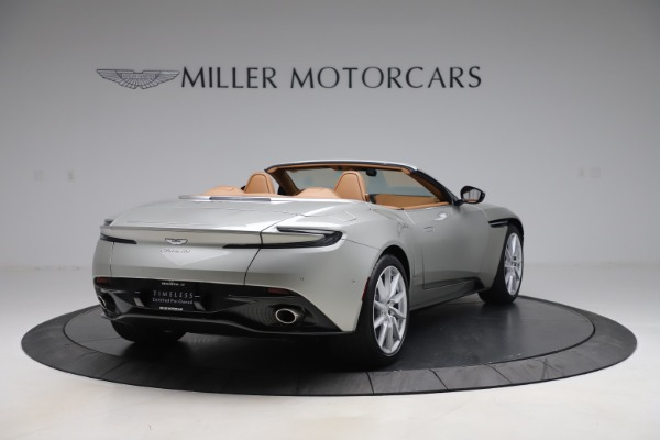 Used 2020 Aston Martin DB11 Volante Convertible for sale $239,900 at Bugatti of Greenwich in Greenwich CT 06830 8