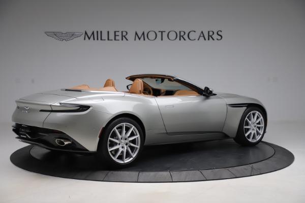 Used 2020 Aston Martin DB11 Volante Convertible for sale Sold at Bugatti of Greenwich in Greenwich CT 06830 9
