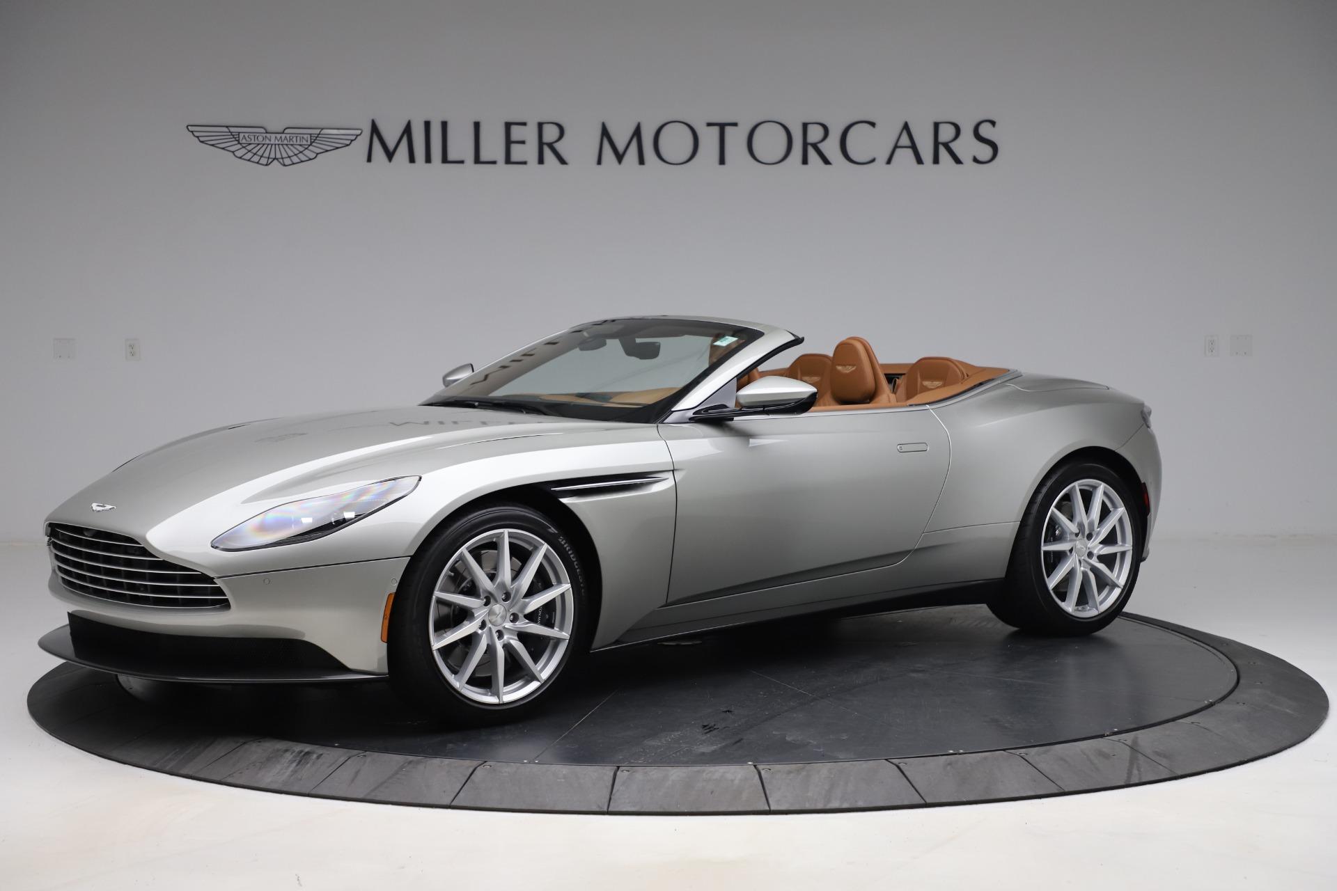 Used 2020 Aston Martin DB11 Volante Convertible for sale $239,900 at Bugatti of Greenwich in Greenwich CT 06830 1