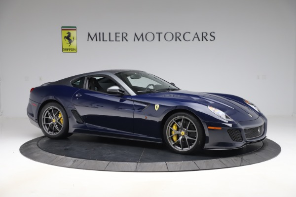 Used 2011 Ferrari 599 GTO for sale $565,900 at Bugatti of Greenwich in Greenwich CT 06830 10