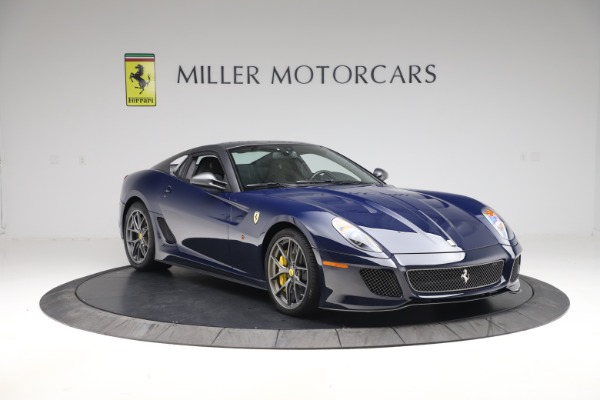 Used 2011 Ferrari 599 GTO for sale $565,900 at Bugatti of Greenwich in Greenwich CT 06830 11