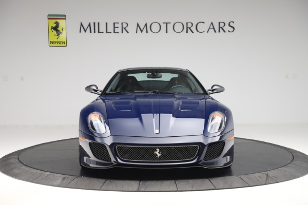 Used 2011 Ferrari 599 GTO for sale $565,900 at Bugatti of Greenwich in Greenwich CT 06830 12