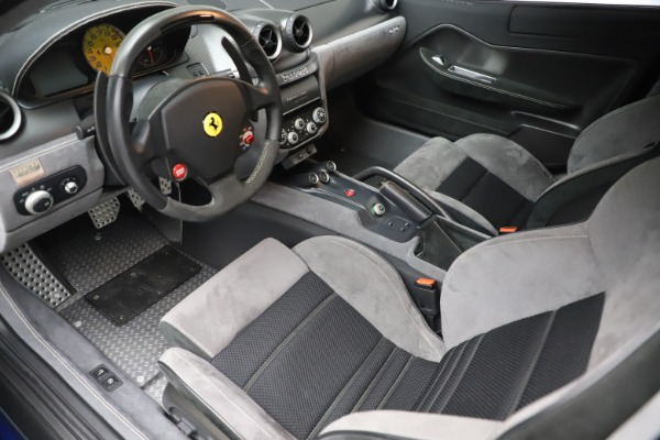 Used 2011 Ferrari 599 GTO for sale $565,900 at Bugatti of Greenwich in Greenwich CT 06830 13