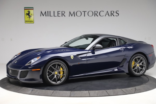 Used 2011 Ferrari 599 GTO for sale $565,900 at Bugatti of Greenwich in Greenwich CT 06830 2