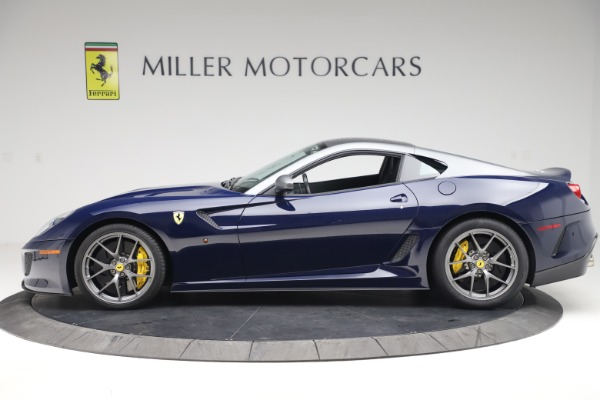 Used 2011 Ferrari 599 GTO for sale $565,900 at Bugatti of Greenwich in Greenwich CT 06830 3