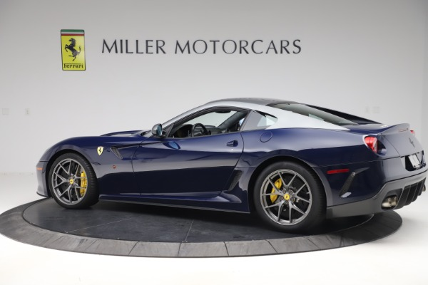Used 2011 Ferrari 599 GTO for sale $565,900 at Bugatti of Greenwich in Greenwich CT 06830 4