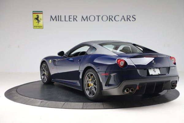 Used 2011 Ferrari 599 GTO for sale $565,900 at Bugatti of Greenwich in Greenwich CT 06830 5