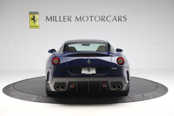 Used 2011 Ferrari 599 GTO for sale $565,900 at Bugatti of Greenwich in Greenwich CT 06830 6