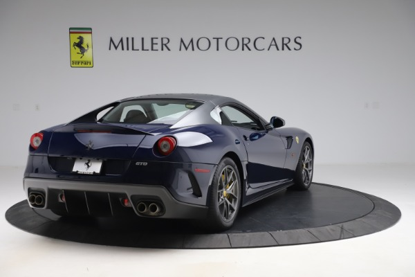Used 2011 Ferrari 599 GTO for sale $565,900 at Bugatti of Greenwich in Greenwich CT 06830 7