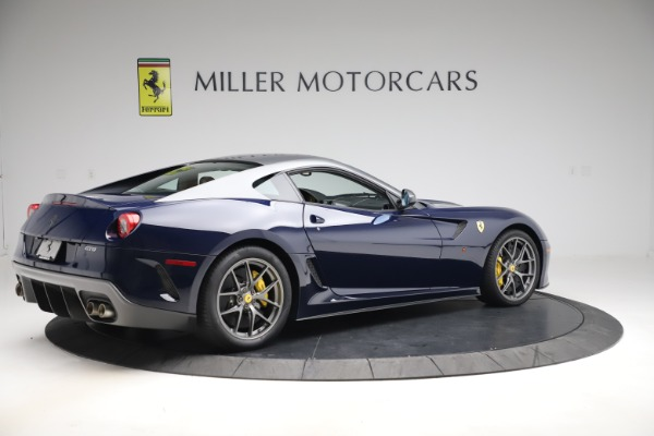 Used 2011 Ferrari 599 GTO for sale $565,900 at Bugatti of Greenwich in Greenwich CT 06830 8