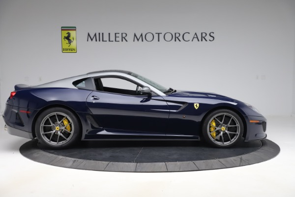 Used 2011 Ferrari 599 GTO for sale $565,900 at Bugatti of Greenwich in Greenwich CT 06830 9