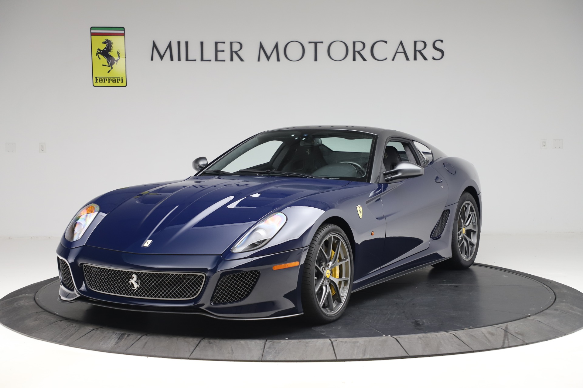 Used 2011 Ferrari 599 GTO for sale $565,900 at Bugatti of Greenwich in Greenwich CT 06830 1
