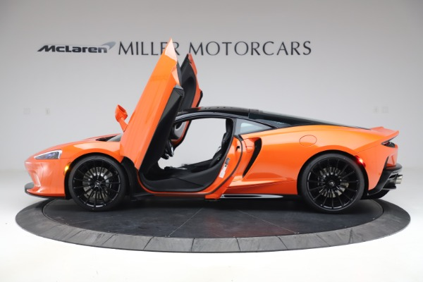 New 2020 McLaren GT Coupe for sale $246,975 at Bugatti of Greenwich in Greenwich CT 06830 11