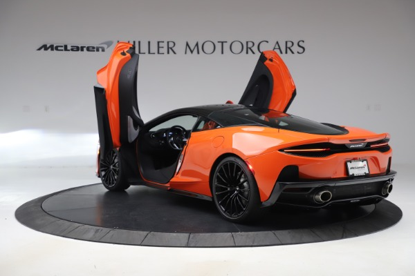 New 2020 McLaren GT Coupe for sale $246,975 at Bugatti of Greenwich in Greenwich CT 06830 12