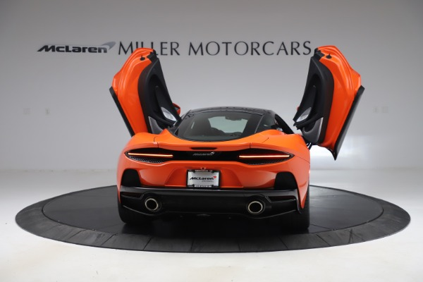 New 2020 McLaren GT Coupe for sale $246,975 at Bugatti of Greenwich in Greenwich CT 06830 13