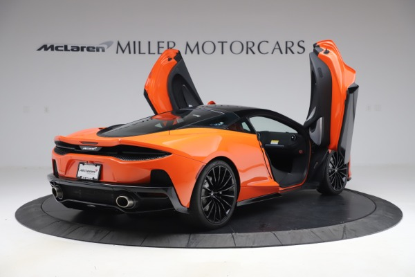 New 2020 McLaren GT Coupe for sale $246,975 at Bugatti of Greenwich in Greenwich CT 06830 14
