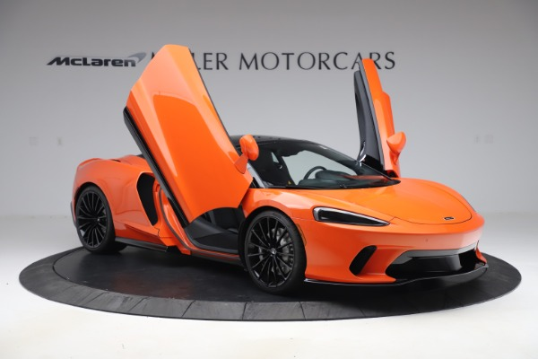 New 2020 McLaren GT Coupe for sale $246,975 at Bugatti of Greenwich in Greenwich CT 06830 16