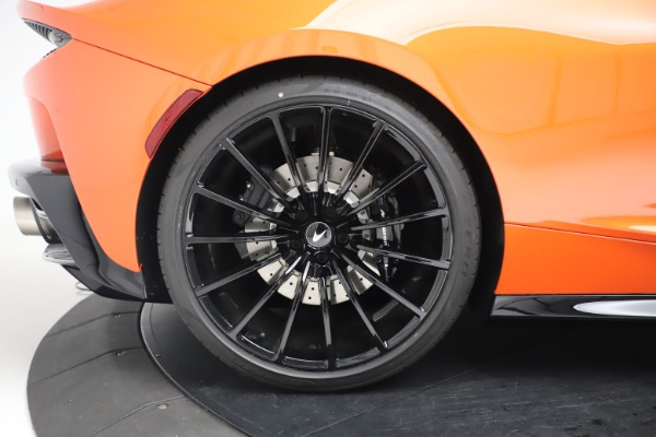 New 2020 McLaren GT Luxe for sale Sold at Bugatti of Greenwich in Greenwich CT 06830 17
