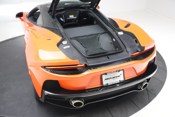 New 2020 McLaren GT Coupe for sale $246,975 at Bugatti of Greenwich in Greenwich CT 06830 18