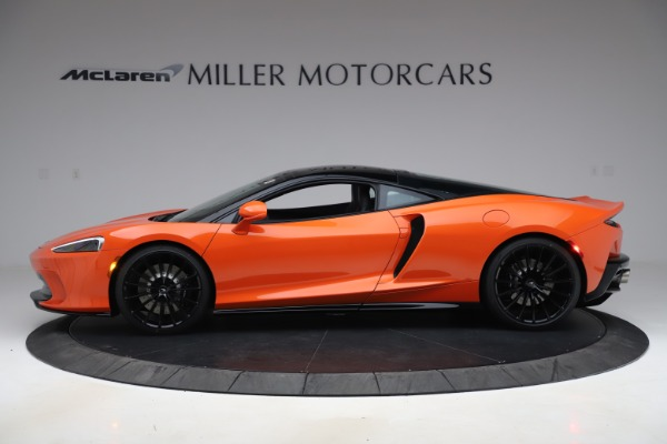 New 2020 McLaren GT Coupe for sale $246,975 at Bugatti of Greenwich in Greenwich CT 06830 2