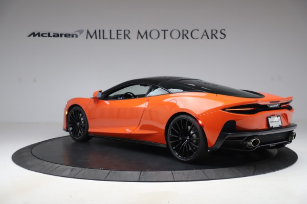 New 2020 McLaren GT Coupe for sale $246,975 at Bugatti of Greenwich in Greenwich CT 06830 3